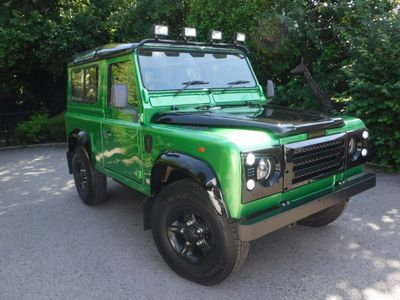 Land Rover Defender 90 SUV 300TDi County