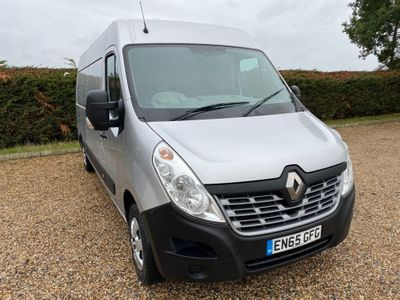 Renault Master Panel Van 2.3 dCi ENERGY 35 Business+ FWD (s/s) 5dr