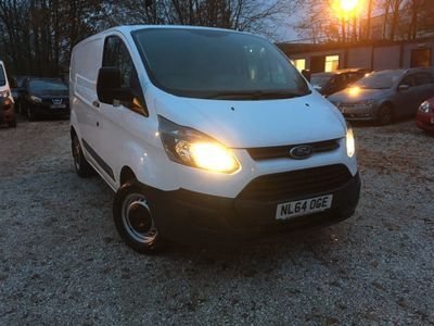 Ford Transit Custom Panel Van 2.2 TDCi 290 L1H1 5dr