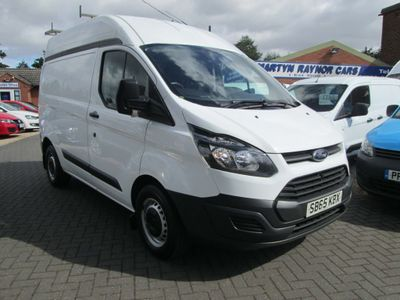 Ford Transit Custom Panel Van 2.2 TDCi 270 ECOnetic L1 H2 5dr