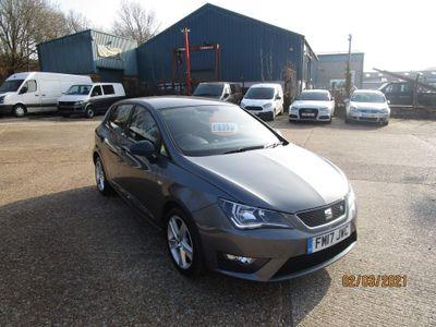 SEAT Ibiza Hatchback 1.2 TSI FR Technology 5dr