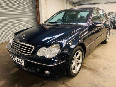 Mercedes-Benz C Class Saloon 2.1 C200 CDI Avantgarde SE 4dr