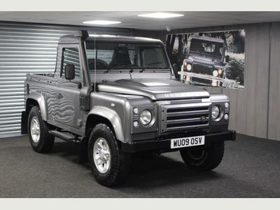 Land Rover Defender 90 Pickup 2.4 TDi County Pick-Up 2dr