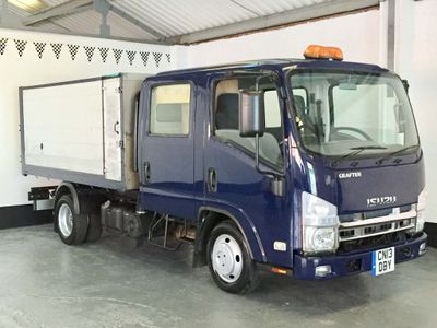 Isuzu Grafter Chassis Cab 3.0 TD N35.150 TC Grafter Crewcab Chassis TRW 4dr (EEV)