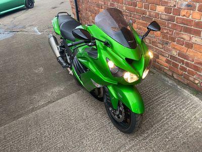 Kawasaki ZZR1400 Sports Tourer 1400