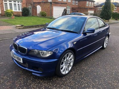 BMW 3 Series Coupe 2.2 320Ci Sport 2dr
