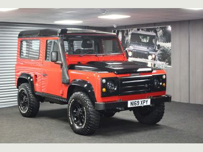 Land Rover Defender 90 SUV 2.5 TDi County Station Wagon