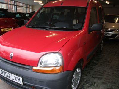 Renault Kangoo MPV 1.4 Authentique 5dr