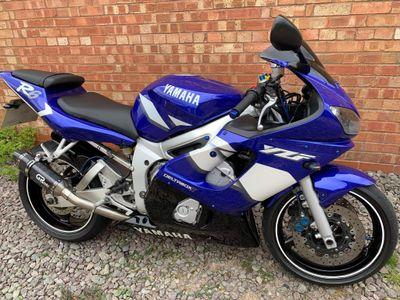 Yamaha R6 Sports Tourer 600