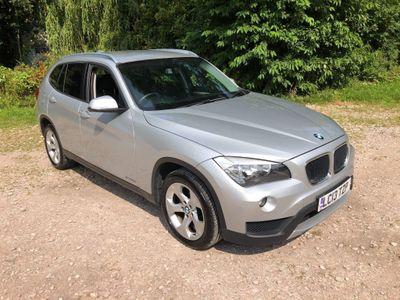 BMW X1 SUV 2.0 16d SE sDrive 5dr