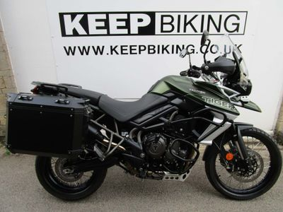 Triumph Tiger 800 Adventure 800 XCx