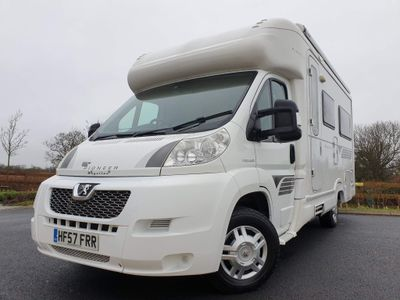 Autocruise Deposit now taken Coach Built Peugeot boxer 2.2 hdi