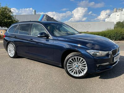 BMW 3 Series Estate 2.0 320d Luxury Touring xDrive (s/s) 5dr