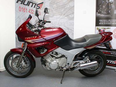 Yamaha TDM850 Trail Bike 850