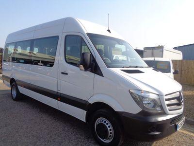Mercedes-Benz Traveliner Minibus 2.1 CDI BlueTEC TL17-513 Bus 5dr (17 Seats, LWB)