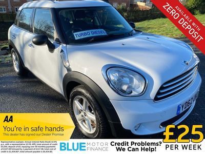 MINI Countryman Hatchback 1.6 One D (Salt) 5dr