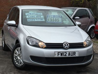Volkswagen Golf Hatchback S 1.4