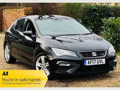 SEAT Leon Hatchback 1.4 EcoTSI FR Technology (s/s) 5dr