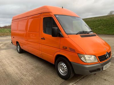Mercedes-Benz Sprinter Panel Van 2.2 CDI 311 Panel Van 4dr