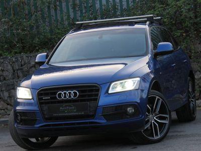 Audi Q5 SUV 2.0 TDI S line Plus Special Edition S Tronic quattro (s/s) 5dr