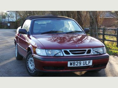 Saab 9-3 Convertible 2.0 T S 2dr