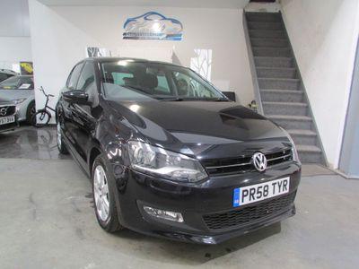 Volkswagen Polo Hatchback 1.4 Match DSG 5dr