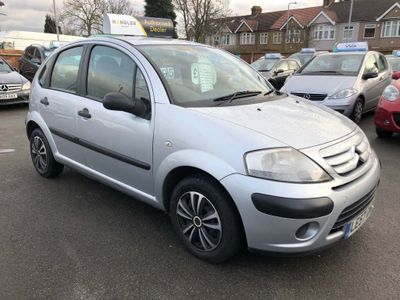 Citroen C3 Hatchback 1.4 i Cool 5dr