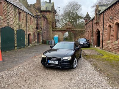 Audi A5 Hatchback 2.0 TDI S line Sportback Multitronic 5dr
