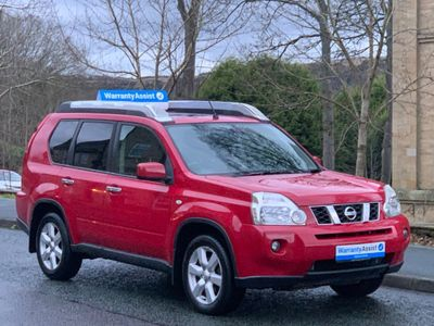 Nissan X-Trail SUV 2.0 dCi Sport Expedition Extreme 5dr