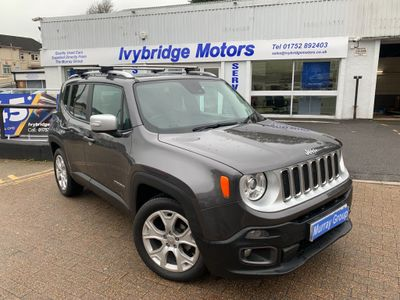 Jeep Renegade SUV 1.4T MultiAirII Limited DDCT (s/s) 5dr