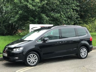 Volkswagen Sharan MPV 2.0 TD BlueMotion Tech SEL DSG 5dr