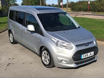 FORD GRAND TOURNEO CONNECT MPV 1.5 TDCi Titanium Powershift (s/s) 5dr (EU6)