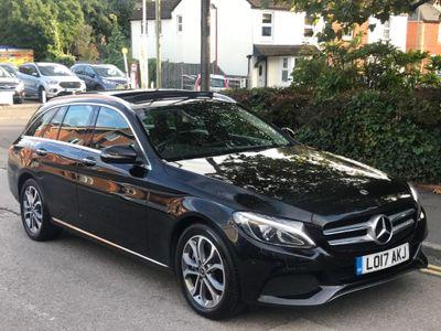Mercedes-Benz C Class Estate 2.1 C300dh Sport (Premium) G-Tronic+ (s/s) 5dr