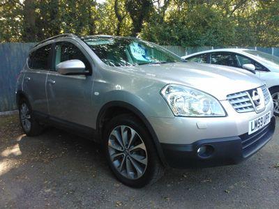 Nissan Qashqai Hatchback 1.5 dCi Tekna 2WD 5dr (Nav)