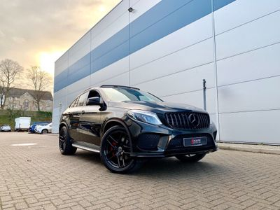 Mercedes-Benz GLE Class Coupe 3.0 GLE350d AMG Night Edition (Premium Plus) G-Tronic+ 4MATIC (s/s) 5dr