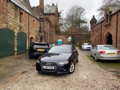 Audi A4 Saloon 2.0 TDI ultra SE Technik 4dr