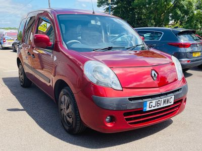 Renault Kangoo MPV 1.6 16V Expression Auto 5dr