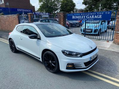 Volkswagen Scirocco Coupe 1.4 TSI BlueMotion Tech GT Black Edition Black Edition Hatchback 3dr