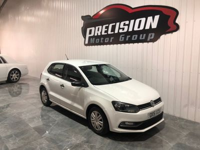 Volkswagen Polo Hatchback 1.0 BlueMotion Tech S (s/s) 5dr (a/c)