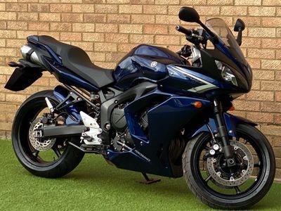 Yamaha FZ6 Fazer Sports Tourer 600