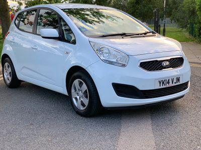 Kia Venga Hatchback 1.4 1 Air 5dr