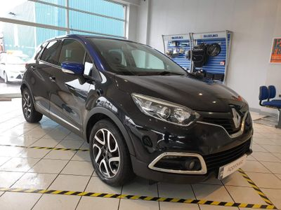 Renault Captur SUV 0.9 TCe Dynamique S MediaNav (s/s) 5dr