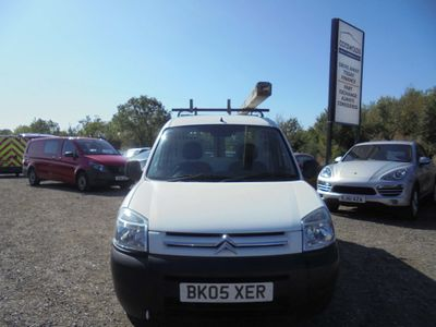 CITROEN BERLINGO Panel Van 2.0 HDi 800TD LX Panel Van 4dr