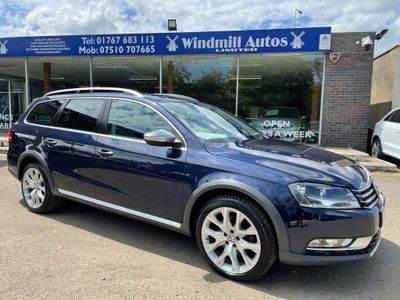 Volkswagen Passat Estate 2.0 TDI BlueMotion Tech DSG 4Motion (s/s) 5dr