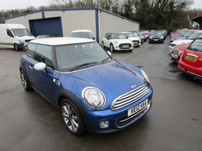 MINI Hatch Hatchback 1.6 Cooper London 2012 3dr