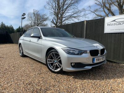 BMW 3 Series Saloon 2.0 320d EfficientDynamics Business Edition (s/s) 4dr