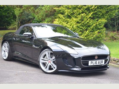 Jaguar F-Type Convertible 3.0 V6 Supercharged 2dr