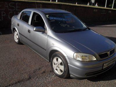 Vauxhall Astra Saloon 1.6 i LPG 16v Elegance 4dr