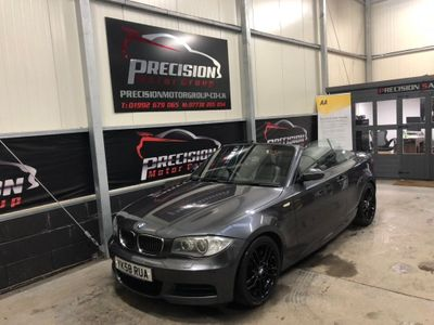 BMW 1 Series Convertible 3.0 135i M Sport 2dr
