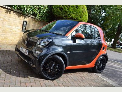 Smart fortwo Coupe 0.9T Prime Sport (Premium) Twinamic (s/s) 2dr